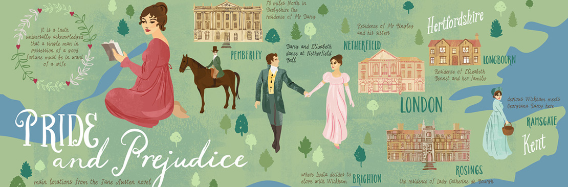 Pride and Prejudice GCSE Series